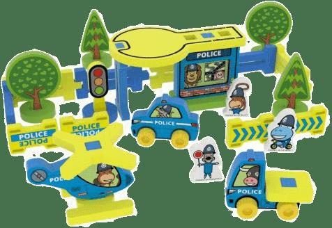 MILLAMINIS Veľká policajnej stanice