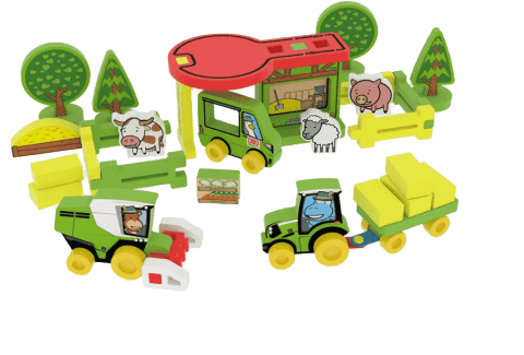 MILLAMINIS Veľká farma