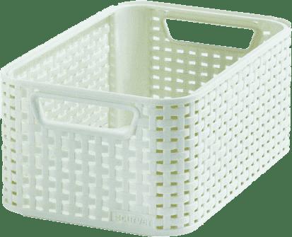 CURVER Koszyk My Style Box M, biały