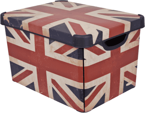 CURVER Pudełko do przechowywania England L