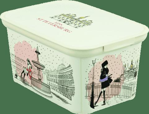 CURVER Pudełko do przechowywania Miss St. Petersburg S