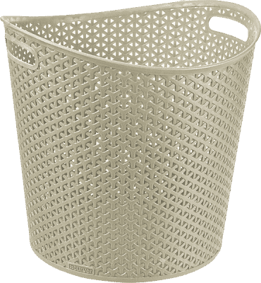 CURVER Koš na prádlo My Style 30l, bílá