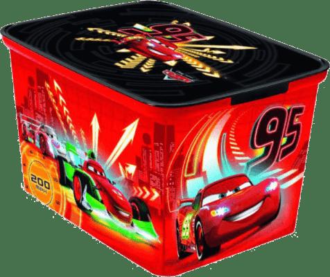 CURVER Pudełko do przechowywania Cars L