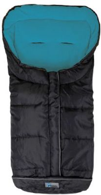ALTABEBE Fusak zimný Easy Lux, čierno-modrá