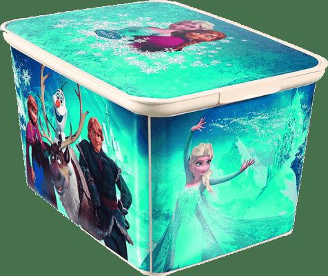 CURVER Pudełko do przechowywania Frozen L