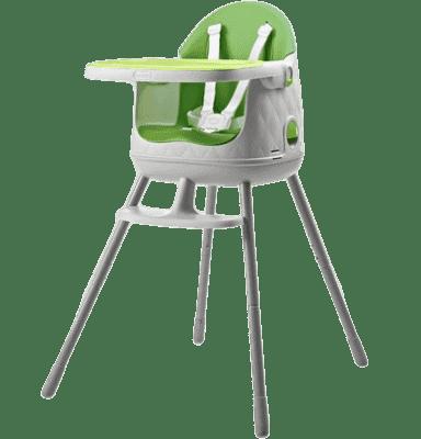 KETER Jedálenská stolička, zelená