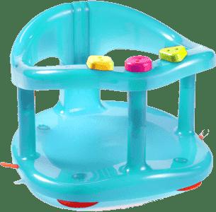 KETER Dziecięce siedzisko do wanny, niebieskie