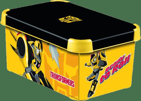 CURVER Úložný box Transformers L