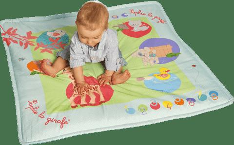 VULLI Interaktívne hracia dotykový panel žirafa Sophie