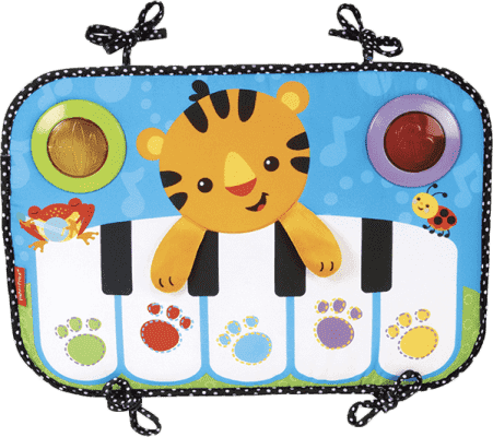 FISHER-PRICE Pianino Kick'n play