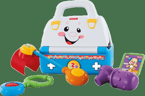 FISHER-PRICE Lekársky kufrík