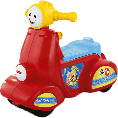 FISHER-PRICE Smart stages hovoriace scooter SK