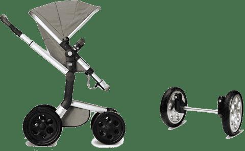JOOLZ DAY Terénne kolesá - Silver / Black