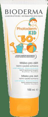 BIODERMA Photoderm kid mlieko pre deti SPF50+ 100ml