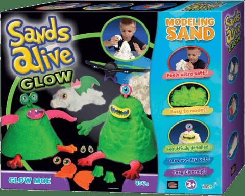 EPLINE Sands alive! Glow – zestaw straszydła