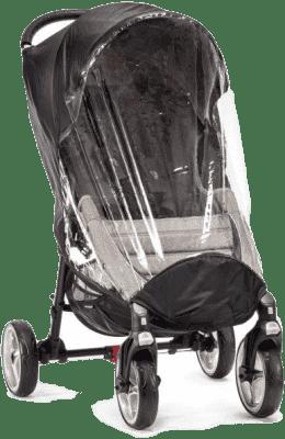 BABY JOGGER Pláštěnka City Mini 4 kola