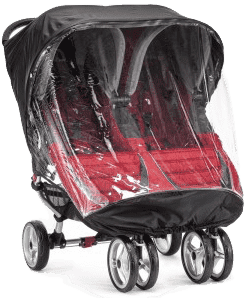 BABY JOGGER Pelerynka City Mini / Mini GT Double