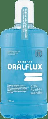 ORALFLUX Original 500ml ústna voda