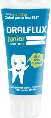ORALFLUX Junior zubní pasta 50ml