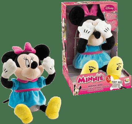 MIKRO TRADING Minnie plyšová 22cm se zvukem