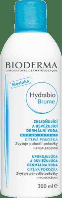 BIODERMA Hydrabio Brume woda odświeżająca spray dla cery wrażliwej 300 ml