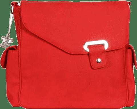 KALENCOM Přebalovací taška Vegan Strawberry Red