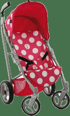 HAUCK Wózek sportowy Icoo Pluto - kropki