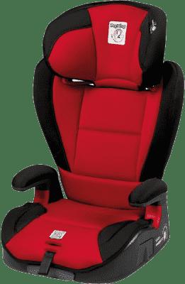 PEG-PÉREGO Fotelik samochodowy Surefix (15-36kg) Rouge