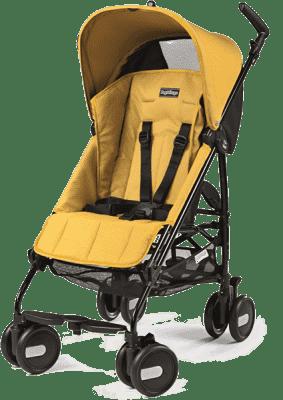 PEG-PÉREGO Wózek Pliko Mini Classico Mod Yellow