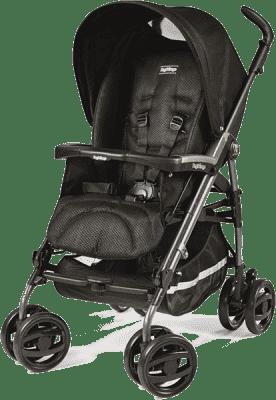 PEG-PÉREGO Wózek spacerowy Pliko P3 Classico Mod Black