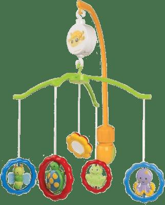 CANPOL Babies Kolotoč zvířátka v kroužku