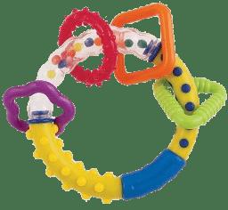 CANPOL BABIES Chrastítko kruhy new