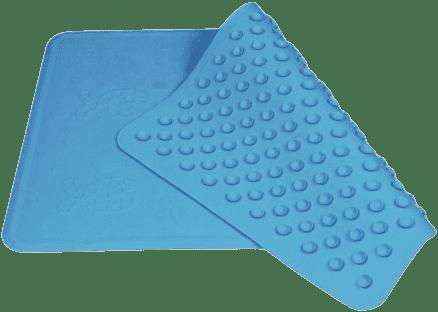 CANPOL Babies Protiskluzová podložka do vany velká – modrá