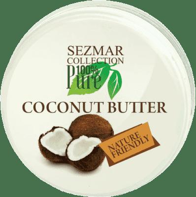 HRISTINA Naturalne masło kokosowe, 250 ml