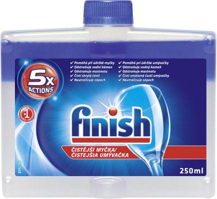 FINISH Środek do czyszczenia zmywarki 250 ml