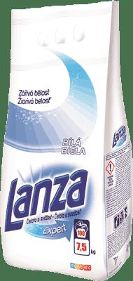 LANZA Expert Biel 7,5 kg (100 prań) - proszek do prania