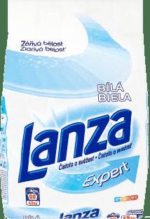 LANZA Expert Biel 4,5 kg (60 prań) - proszek do prania