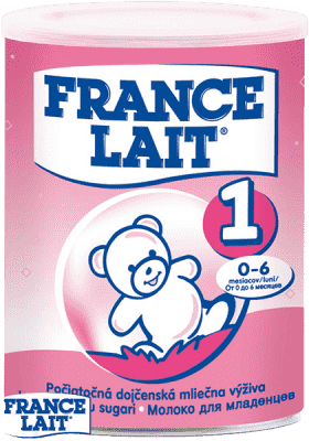 FRANCE LAIT 1 (400g) - počiatočné dojčenské mlieko