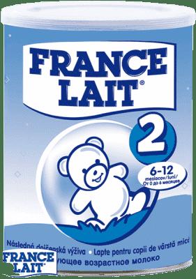 FRANCE LAIT 2 (400g) - kojenecké mléko