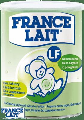 FRANCE LAIT LF bez laktózy (400g) - kojenecké mléko