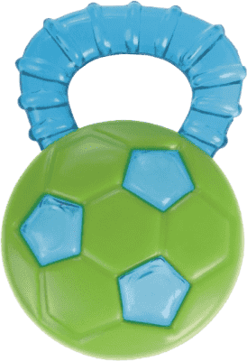 CANPOL Babies Chladící kousátko fotbalový míč