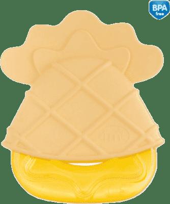 CANPOL Chladící kousátko ovoce v čepičkách – béžová