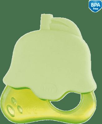 CANPOL Gryzak chłodzący owoce w czapeczkach – zielony