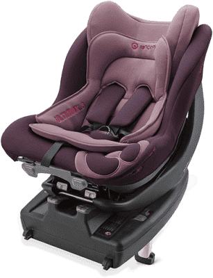CONCORD ULTIMAX 3 ISOFIX 0 - 18 kg Raspberry Pink