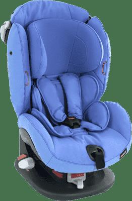 BESAFE iZi Comfort X3 Autosedačka - Safírová 71
