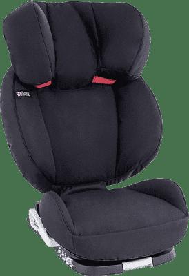 BESAFE iZi Up Fix X3 Autosedačka – Černá klasik 64