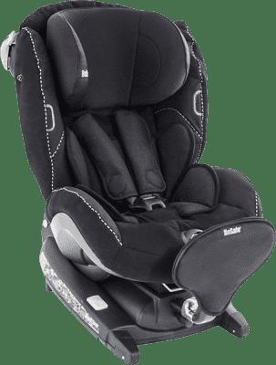 BESAFE iZi Combi ISOfix X4 Autosedačka čierna 25