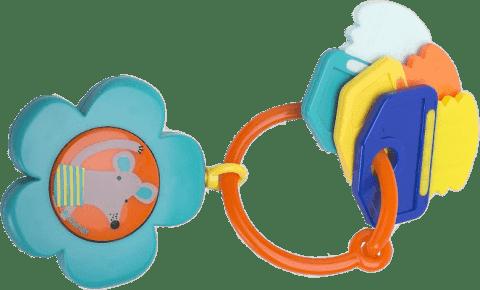 SUAVINEX Kousátko hudební klíče - modrá