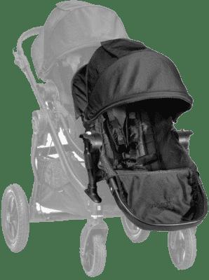BABY JOGGER Doplnkový sedák - Black
