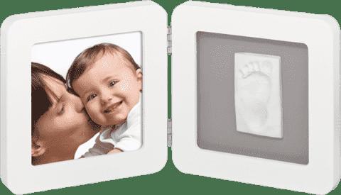 BABY ART Rámček Print Frame White & Grey